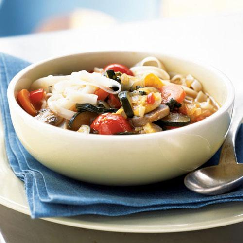 Thai-Style Vegetable Curry - Recipes