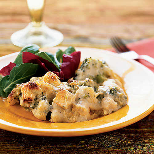 Wine Pairings for Chicken and Broccoli Casserole