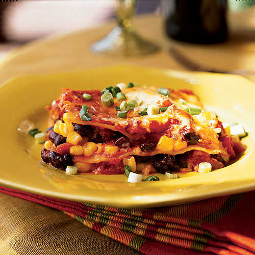Tex-Mex Lasagna Recipe