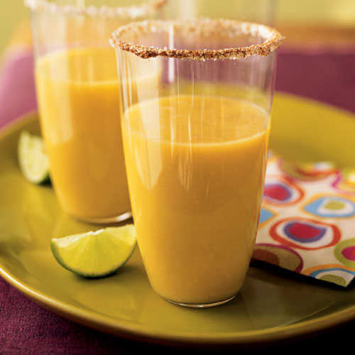 Mango-Avocado Margarita Recipe