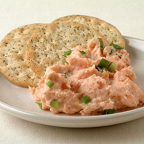Smoked Salmon-Cardamom Spread