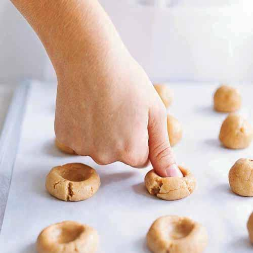 Hand-Shaped Cookies