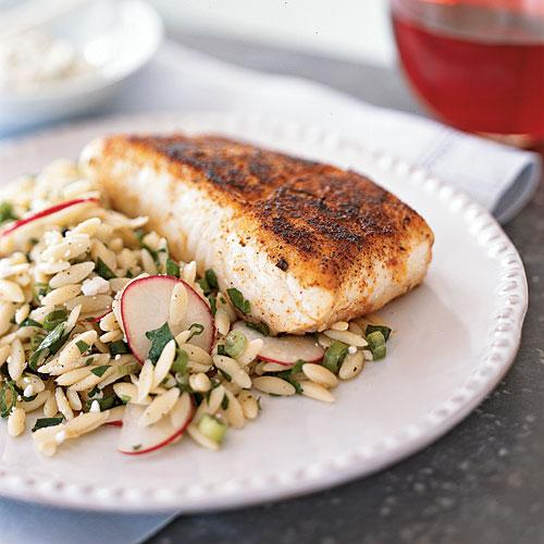 Blackened halibut with remoulade top halibut recipes for How to cook halibut fish