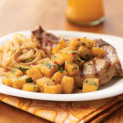 Asian Caramelized Pineapple