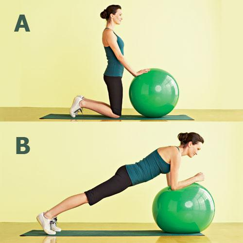 Lat Roll and Pull