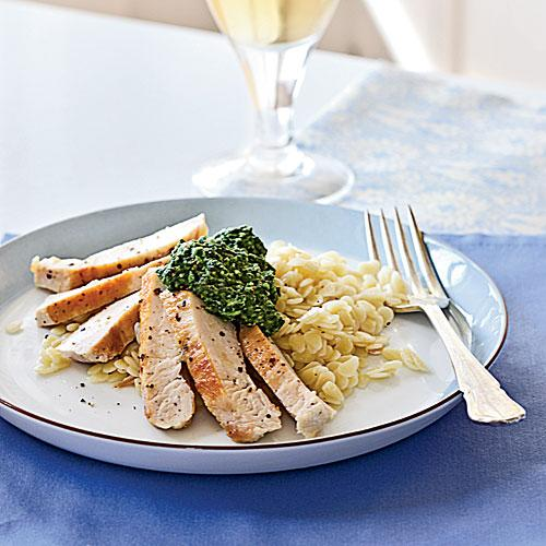 Sauteed Chicken Breasts