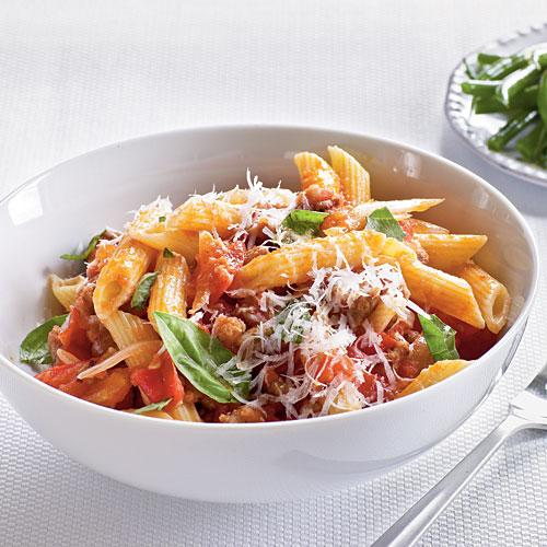 25 best pasta recipes cooking light