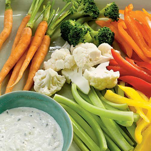 Creamy Garlic-Herb Dip Recipes