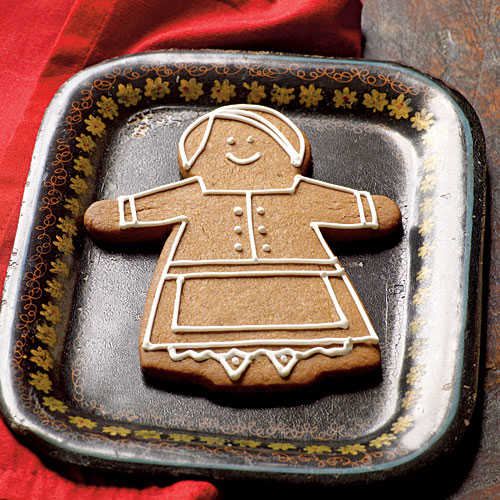 Gingerbread Cookies Recipes