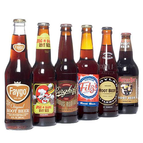 Foods Across America Root Beer Bundle
