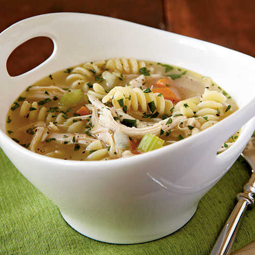 Quick Chicken Noodle Soup Recipes
