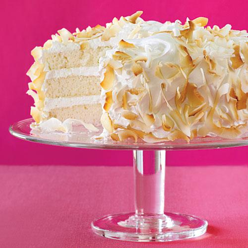 Fresh Coconut Cake - Luscious Layer Cake Recipes - Cooking ...