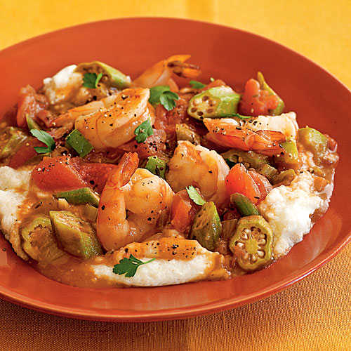 Shrimp Recipes: Spicy Beer-Steamed Shrimp Dinner - Above ...