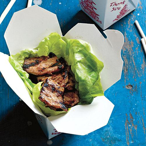 Cantonese-Style Grilled Pork Recipe