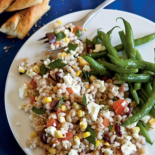 Summer Barley Salad Recipes