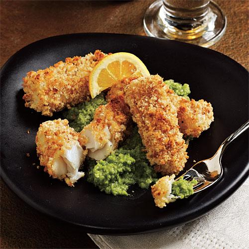 Healthy Kids Meal Chunky Chicken Fingers Recipes