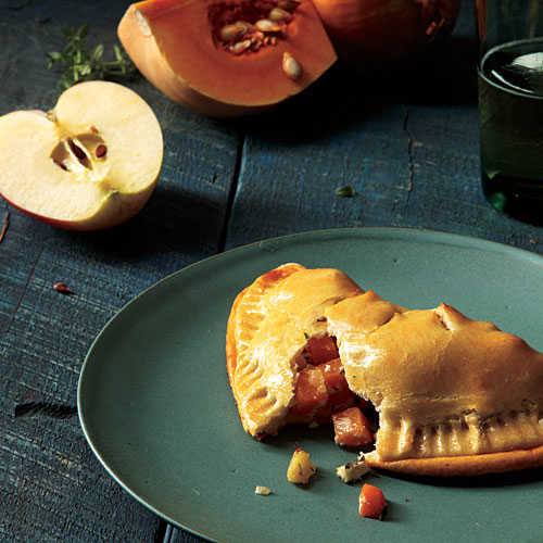 Squash-Apple Turnovers Recipes