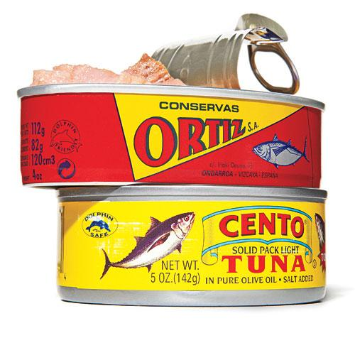 Best Tuna, Packed in Oil