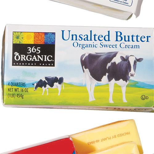 Whole Foods 365 Everyday Value Unsalted Butter