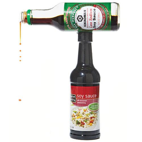 Best Lower-Sodium Soy Sauce