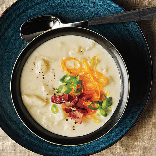 Loaded Potato Soup Recipes