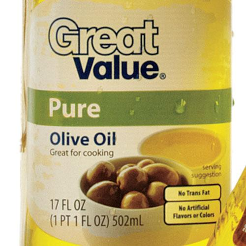 Walmart Great Value Pure Olive Oil
