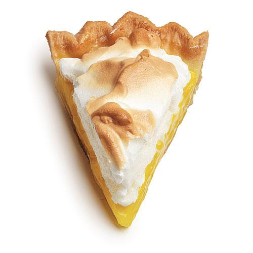 Healthy Lemon Meringue Pie Recipes
