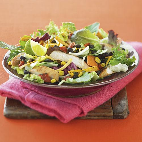 Fast Food Nutrition: McDonald's Southwest Salad with Grilled Chicken