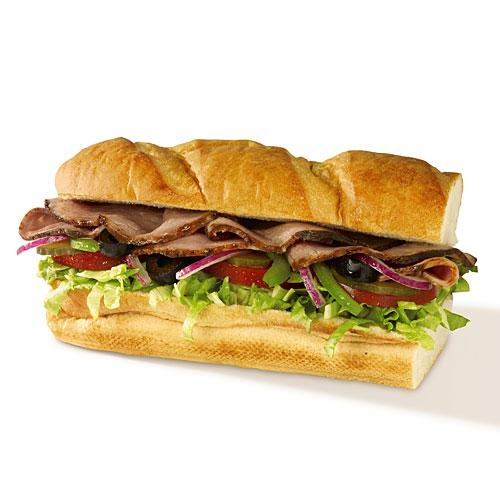 how to make a subway sandwich healthy