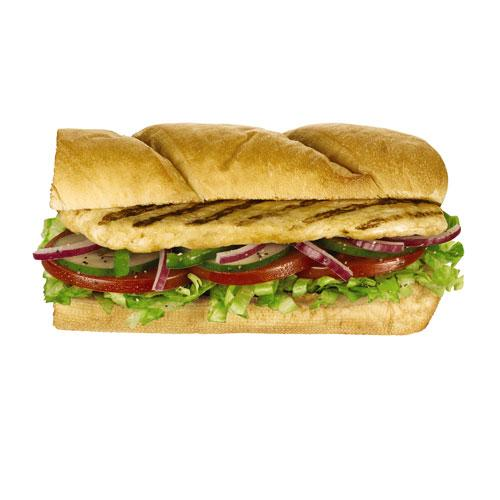 Subway 6-inch Oven Roasted Chicken Sandwich