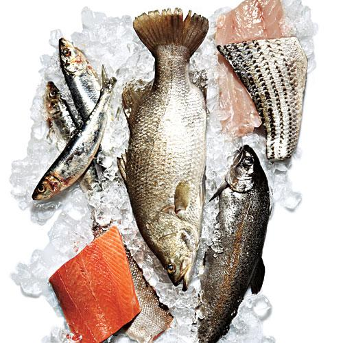 Healthy and Sustainable Seafood