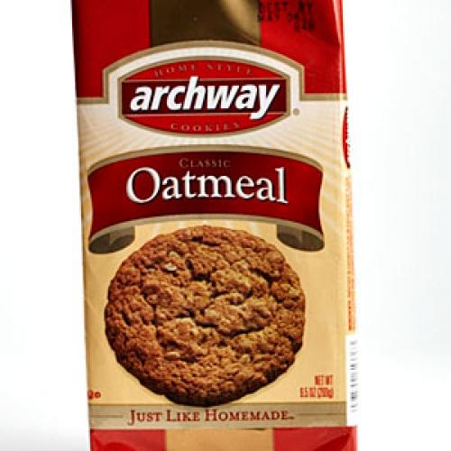 Archway Classic Oatmeal Cookies
