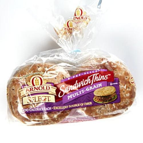 Arnold Select Sandwich Thins Multi-Grain
