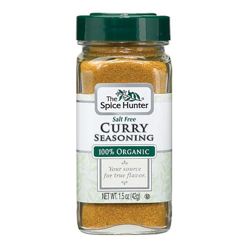 The Spice Hunter Organic Curry Seasoning Blend