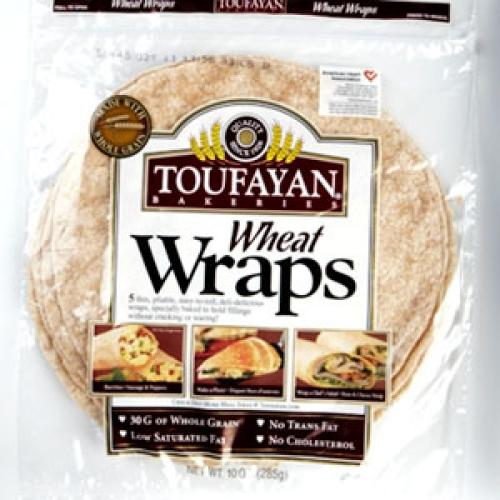 Toufayan Wheat Wraps