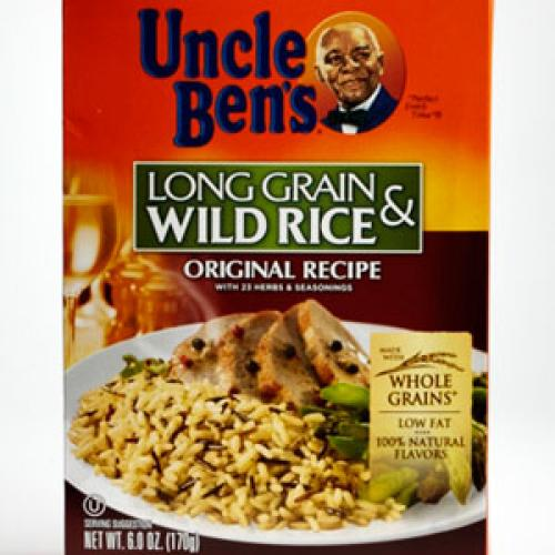 Uncle Ben's Long Grain and Wild Rice