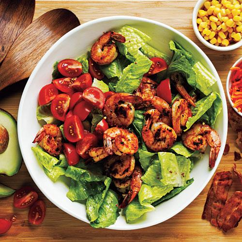 Shrimp Cobb Salad Recipe