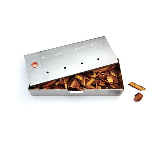 Outset Stainless Steel Wood Chip Smoker Box