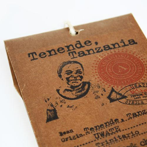 Tanzania Chocolate Bar