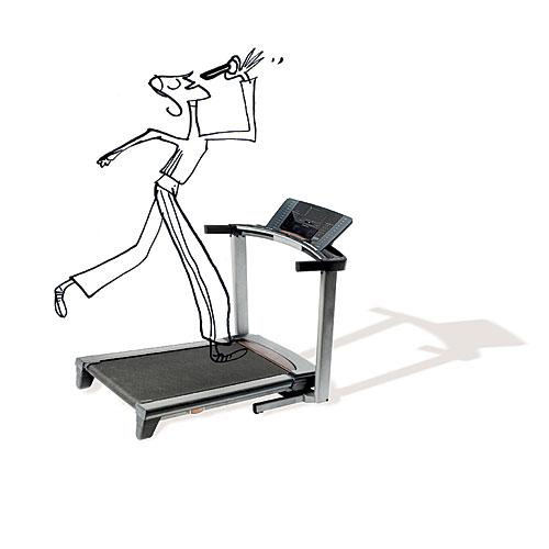 Nutrition Mistake: You Rely on the Treadmill Calorie Counter