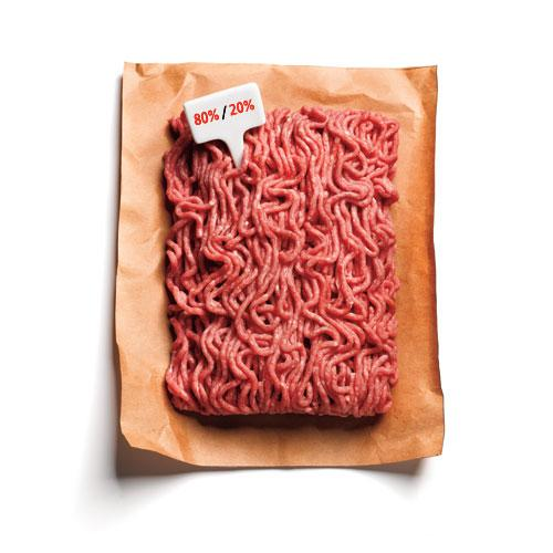 Nutrition Mistake: You Buy 80/20 Ground Beef
