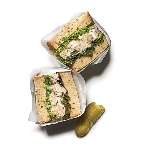 Lighten Up Tuna Salad