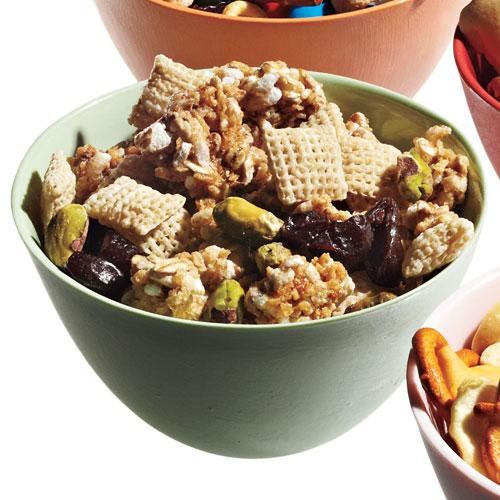 Crunch-Crunch-Crunch Snack Mix