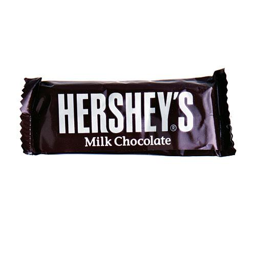Hershey's Milk Chocolate Fun Size