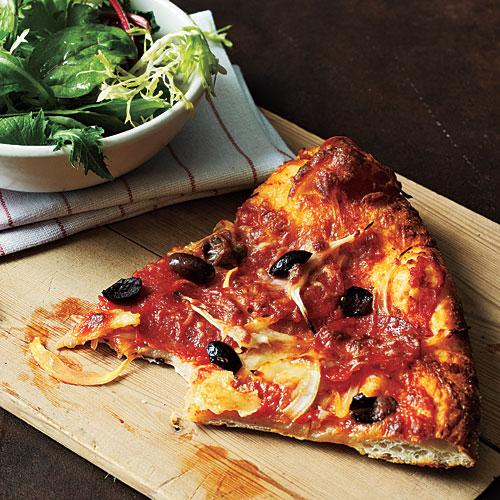 Our Favorite Healthy Pizzas