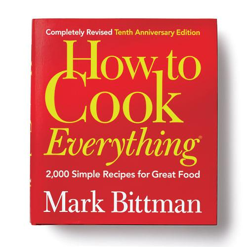 How to Cook Everything Cookbook
