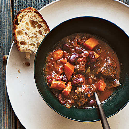 Beef and Butternut Chili Recipe