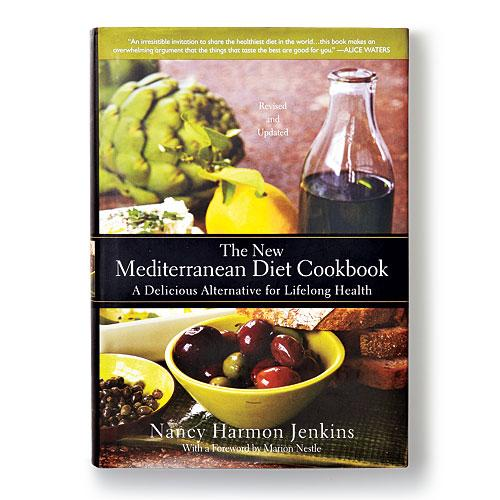 The New Mediterranean Diet Cookbook
