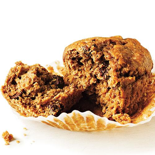 Chocolate Chip-Coffee Muffins Recipe