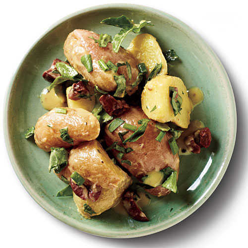 Lemon-Herb Potato Salad Recipe